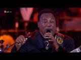 George Benson feat. Dee Dee Bridgewater, Q.Jones &amp J.Collier - JazzOpen Stuttgart - 2017