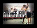 Mario Edmazia Mayembe Angolan Semba Dance with Rico