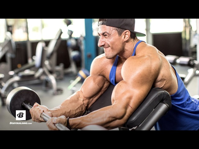Sadik Hadzovic's Classic Biceps and Triceps Workout | IFBB Pro