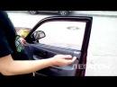 Автошторки Hyundai на магнитах установка