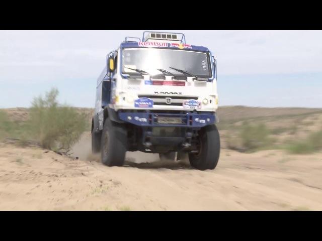 Silk Way Rally 2017 Stage 8 Karamay Urumqi