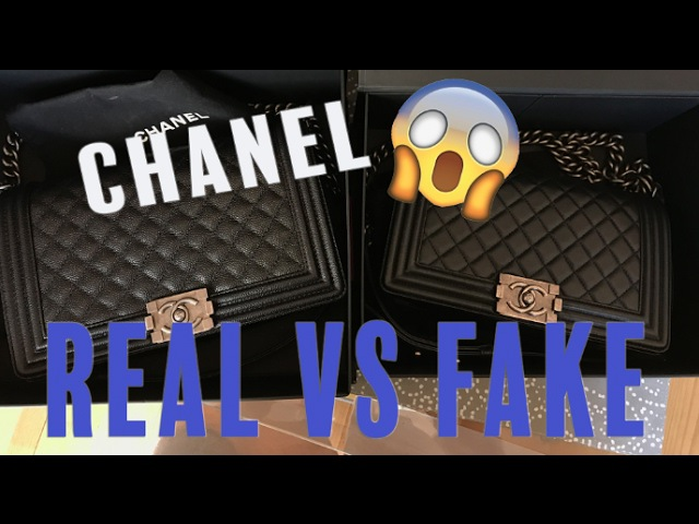 HOW TO SPOT A FAKE CHANEL HANDBAG! Chanel Real vs. Fake Comparison | Opulent Habits
