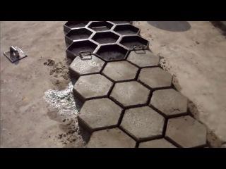 Тротуарная плитка ремонт своими руками в домашних условиях