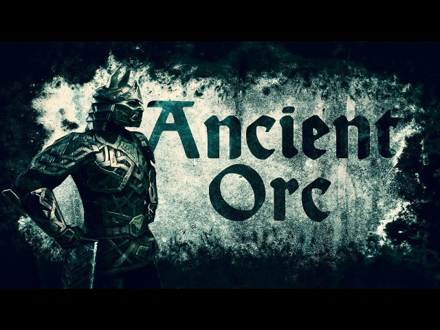 ESO Ancient Orc Motif - Armor Weapon Showcase of the Ancient Orc Style in The Elder Scrolls Online