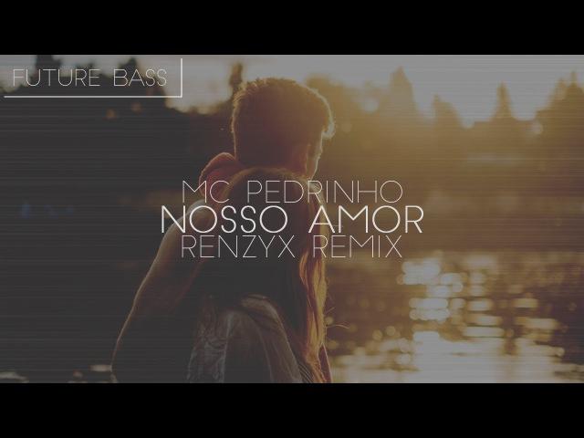 Mc Pedrinho - Nosso Amor (Renzyx Remix)