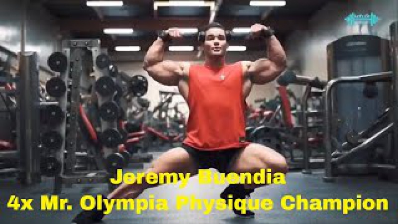 Jeremy Buendia 4x Mr Olympia Physique Champion Workout