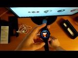 обзор smart watch z4 смарт часы