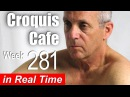 Croquis Cafe: Figure Drawing Resource No. 281 (new model)