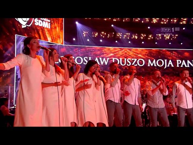 TGD, Kuba Badach — Błogosław Duszo Moja Pana — ŚDM Kraków 2016
