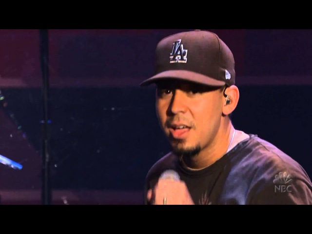 Fort Minor - Whered You Go (Tonight Show with Jay Leno 2006) HD