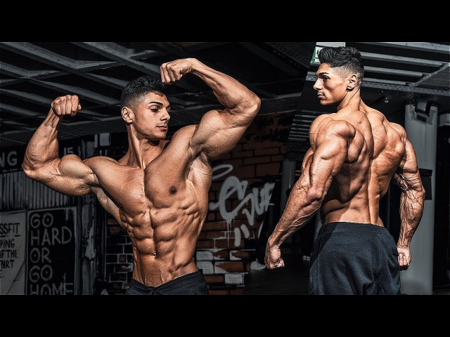 Andrei Deiu Incredible Aesthetic Physiques | FITNESS MOTIVATION
