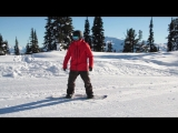 Snowboard Addiction| Buttering (Goofy) - How To Add Ollies - Nollies Goofy