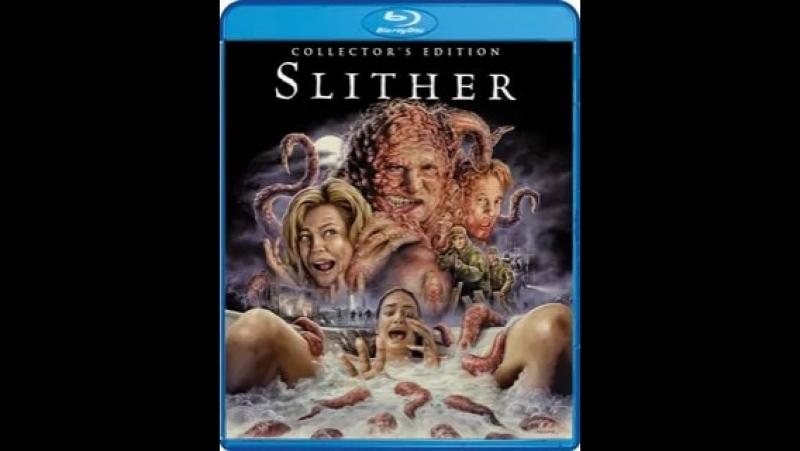 Слизняк / Скользящий / Slither / Incisionspic - 2006 «Slug it out.». Фантастика-ужасы.