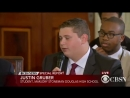 Речь 15 летнего американца против оружия