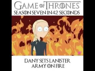 Я буду краток или что вы могли пропустить в 7 сезоне