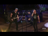 Nickelback - Savin Me (feat. Chris Daughtry) Live Red Rocks Amphitheatre