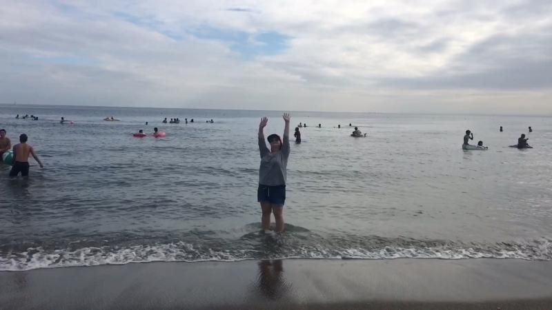 Аня и Тихий океан 🌊
