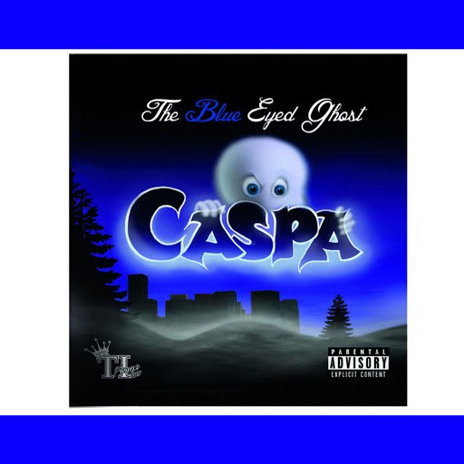 Caspa альбом The Blue Eyed Ghost