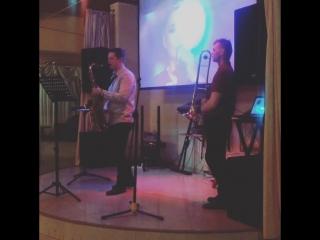 Живая музыка в ресторане Лесная сказка