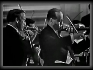 Jean-sébastien bach  double violin concerto - yehudi menuhin and david oistrakh (sound hq)