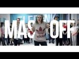 Танцы в Череповце с Юлией Соловьёвой с Юлией Соловьевой | Future - Mask off | Танцевальный Центр ЭлеФанк