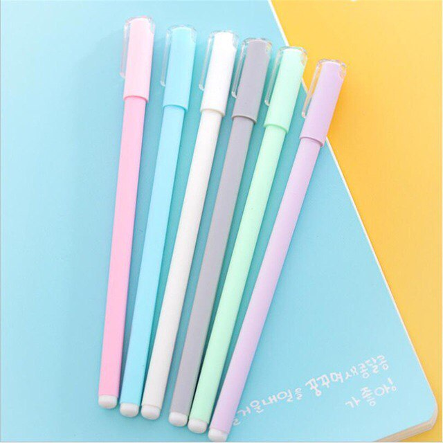 Матовая гелиевая ручка за 247