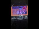 170906 The War fm Suho and Baekhyun are guessing ramen