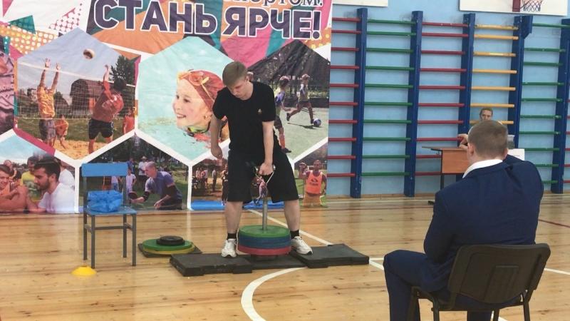 Кузин Денис 81 кг