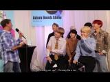 RUS SUB BTS Backstage at The AMAs 720