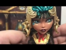 MATTEL SHOP MONSTER HIGH GHOULIA YELPS CLEO DE NILE DOLL REVIEW - NEW 2017 EXCLUSIVE DOLLS
