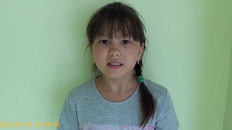 Гриненко Валерия, вокал! гр. пн. 8-11 лет