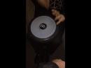 Игра на перкуссии (Дарбука, восточный барабан)