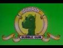 Планета Динозавров Реклама - Dinosaur Planet Dunkin Bubble Gum 1994