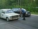 2106 и форд фокус 2.0 150 сил