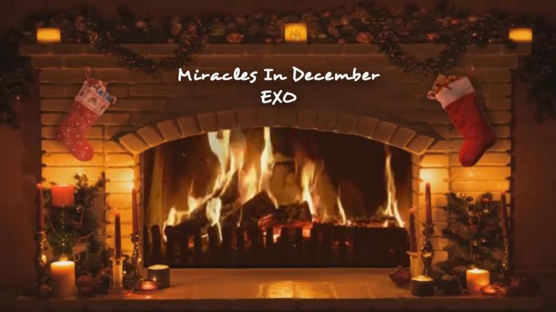 [Happy Christmas In July!] Merry Snow Halation (Yule Log / K-Pop/J-Pop Mix)