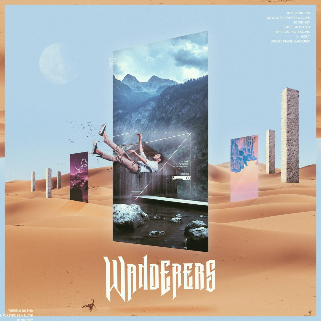 Wanderers - Wanderers [EP] (2017)