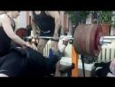 5 03 18 Тяжёлая тренировка 285 кг 4 подход В новой маечке TITAN SUPER KATANA XTREME