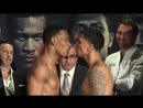 Daniel Jacobs - Luis Arias Weigh In