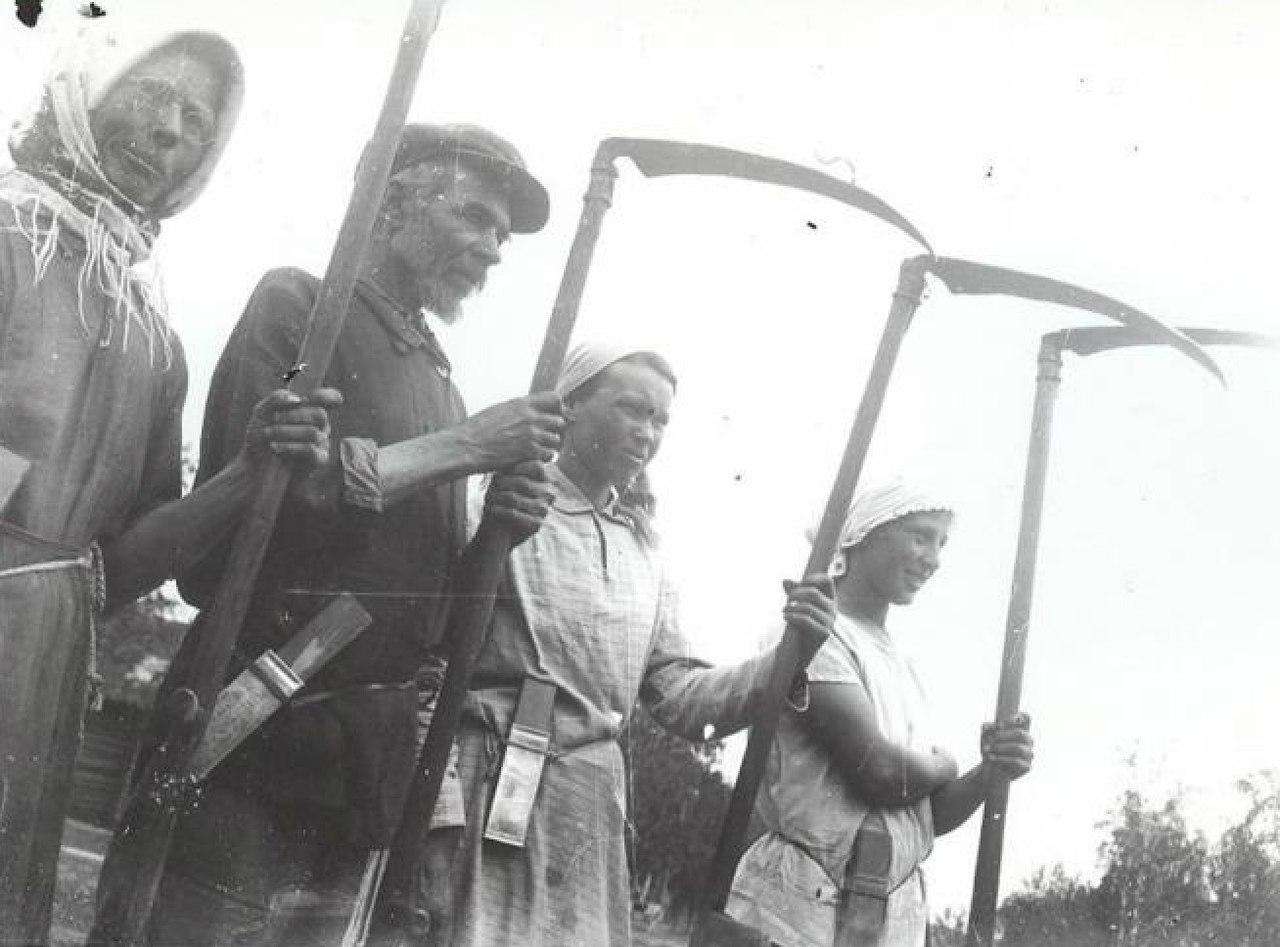 фото советских крестьян цитаты