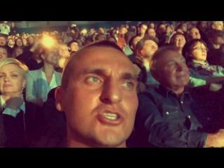 Дима Боец - концерт группы SCORPIONS
