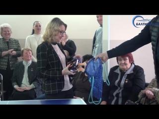 Спортивный зал в обществе инвалидов отремонтировали