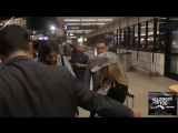 September 7, 2017 - Sarah Michelle Gellar arriving at LAX Airport