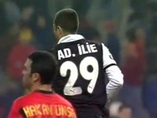 2003 - 2004 Sezonu - Galatasaray-Beşiktaş dakika 88 gol Adrian Ilie