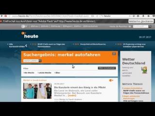 Merkel Deutsche dürfen bald nicht mehr selber Auto fahren!