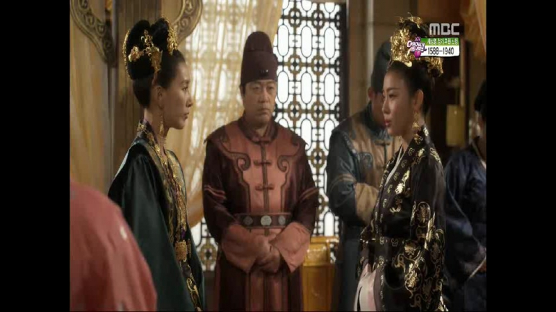 Императрица Ки - Будашири и Ки сцепились! Юань превращается в Корё!(club_role_play_empress_ki)