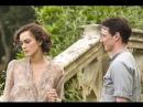 """Ружена Сикора - Месяц в синем небе. Ролик """"Искупление"""" (2007), актёры Кира Найтли и Джеймс МакЭвой."""