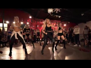 The Pussycat Dolls - Buttons - Choreography by Jojo Gomez _ #TMillyTV