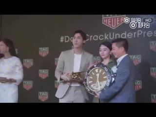 20170627李易峰參加瀋陽品牌活動視頻一