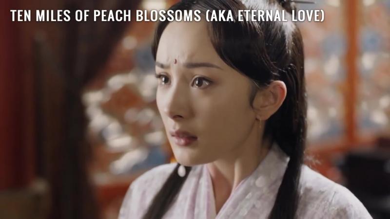 Ten Miles of Peach Blossoms Cap 23 Sub Español Seré tus ojos