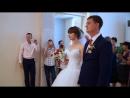 Видеосъемка свадьбы в Волгограде StudioK2A церемония регистрации брака в ЗАГСе Спартановка